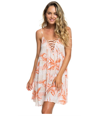 ROXY Roxy Softly Love Printed Dress