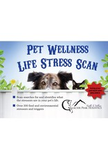 Glacier Peak Holistics Pet Wellness Life Stress Scan