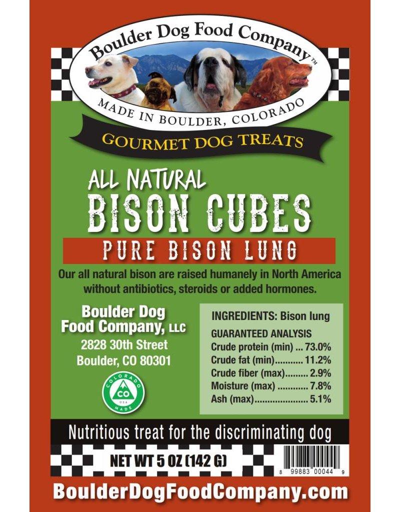 Boulder Dog Food Company Boulder Dog Lung Cubes