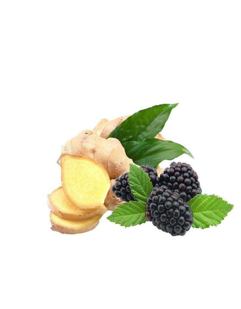 Dark Balsamic Blackberry-Ginger