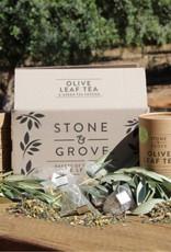 Stone & Grove Olive Leaf Tea