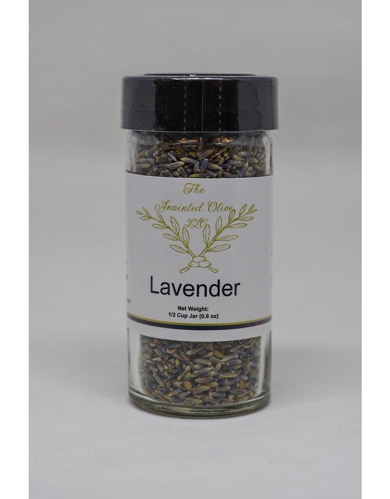 Seasoning Lavender