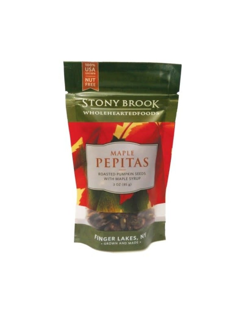 Stony Brook Pepitas