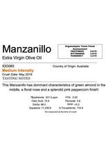 Southern Hemisphere Olive Oil Manzanillo-AUS