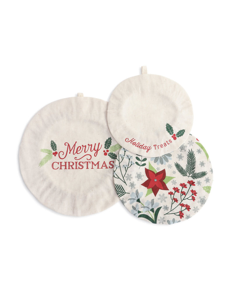 Dish Covers (set of 3)