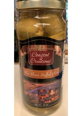Tasteful Temptations Blue Cheese Stuffed Olives
