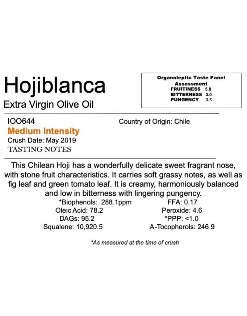 Southern Hemisphere Olive Oil Hojiblanca-Chile IOO644
