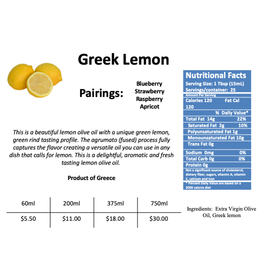 Agrumato Greek Lemon