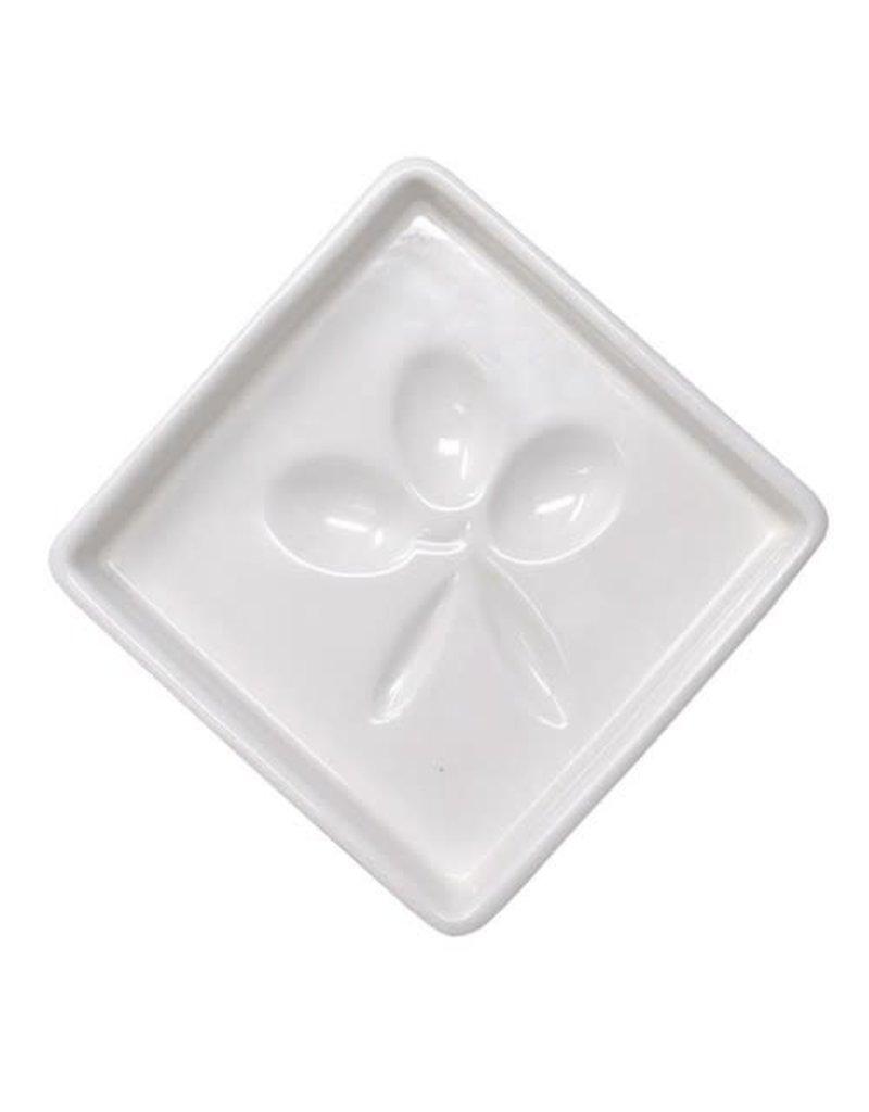 Olive Cluster Oil & Balsamic Vinegar Dipping Plate