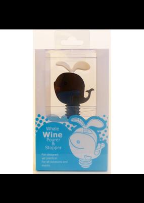 Orca Bottle Stopper