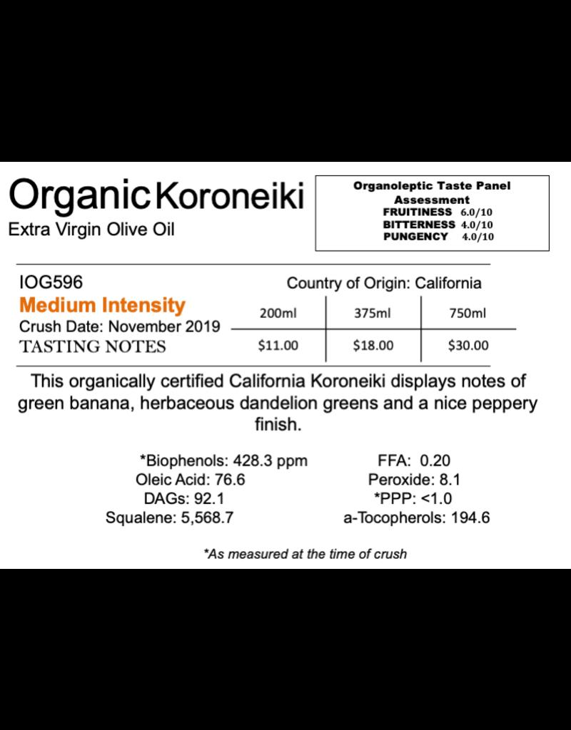 Northern Hemisphere Koroneiki IOG596