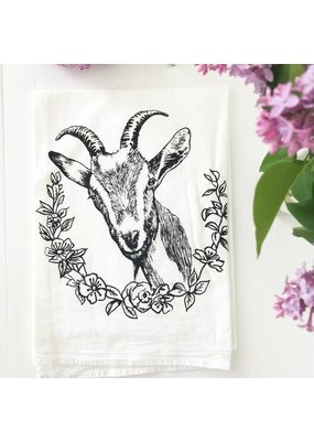 Coin Laundry Coin Laundry Towels Goat
