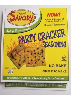 Cracker Seasoning Spicy Guacamole