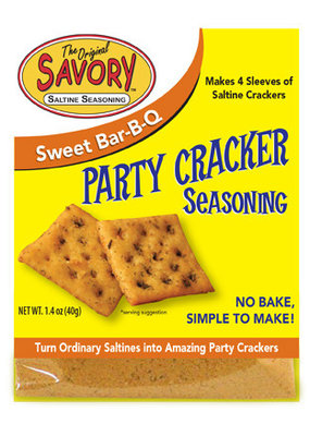 Cracker Seasoning Sweet B-B-Q