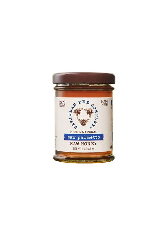 Savannah Bee Savannah Bee Honey Saw Palmetto 3oz