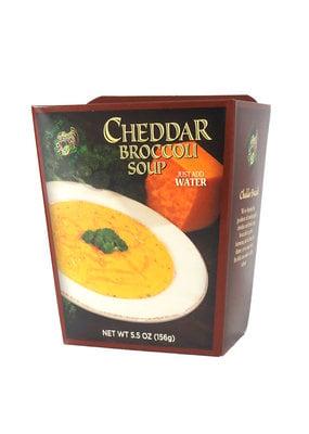 Intermountain Specialty Food Intermountain Soup Cheddar Broccoli