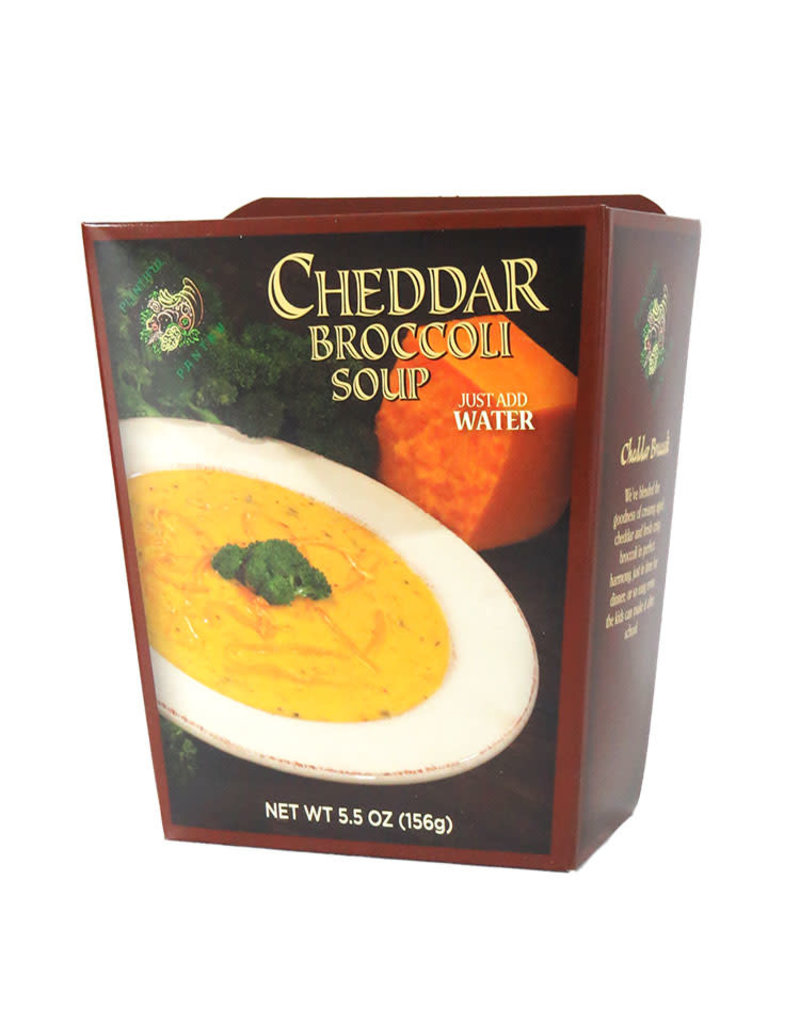 Intermountain Specialty Food Intermountain Soup Cheddar Broccoli