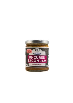 TBJ GOURMET Uncured Bacon Jam Balsamic and Fig