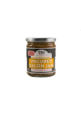 TBJ GOURMET Uncured Bacon Jam Black Pepper