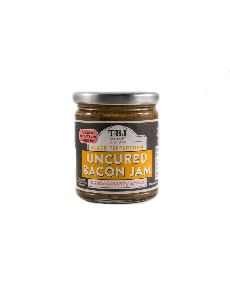 TBJ GOURMET Uncured Bacon Jam Black Pepper