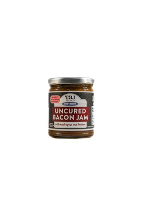 TBJ GOURMET Uncured Bacon Jam Maple Bourbon