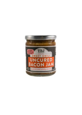 TBJ GOURMET Uncured Bacon Jam Sweet Chili
