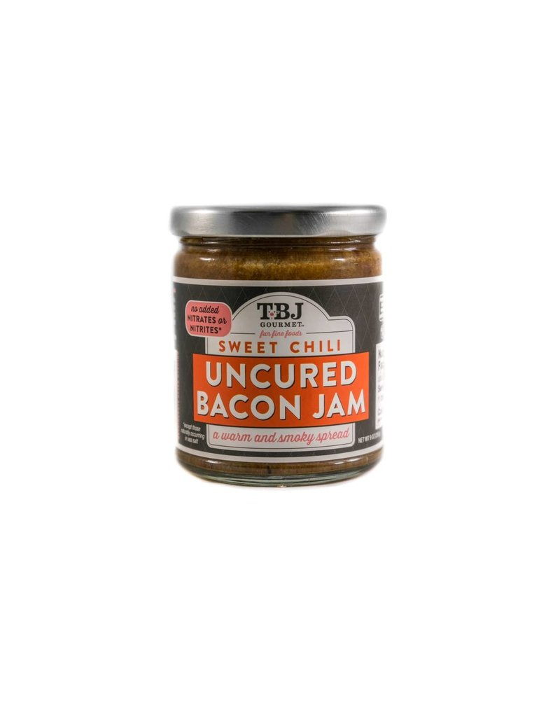 TBJ GOURMET Uncured Bacon Jam Sweet Chili