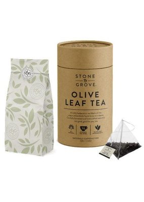 Stone & Grove Olive Leaf Tea 100%