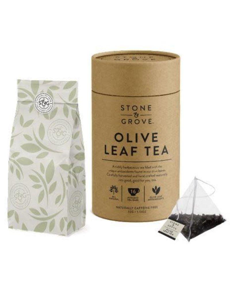Stone & Grove Olive Leaf Tea 100%