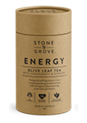 Stone & Grove Olive Leaf Tea Energy