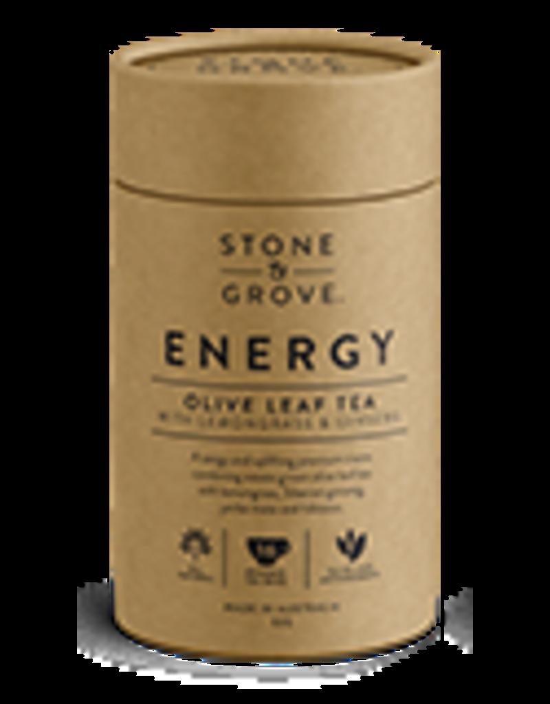Stone & Grove Olive Leaf Tea Energy