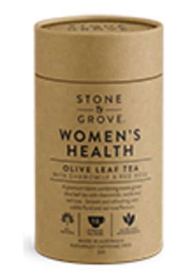 Stone & Grove Olive Leaf Tea Women's Health