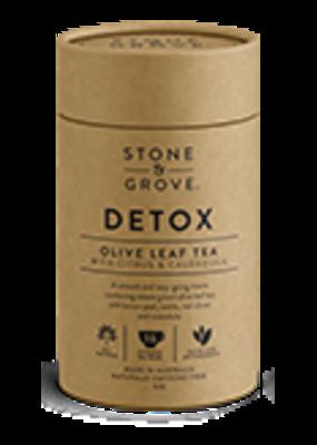 Stone & Grove Olive Leaf Tea Detox