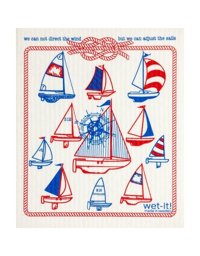 Wet-It Wet It Sails