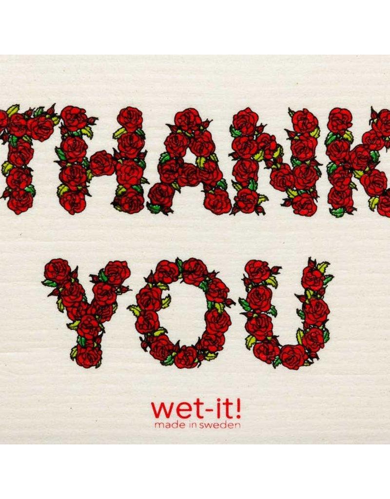 Wet-It Wet It Thank You