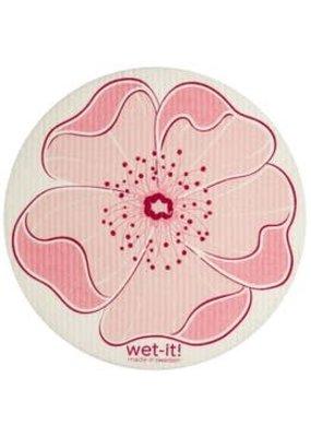 Wet-It Wet-It Round Cherry Blossom