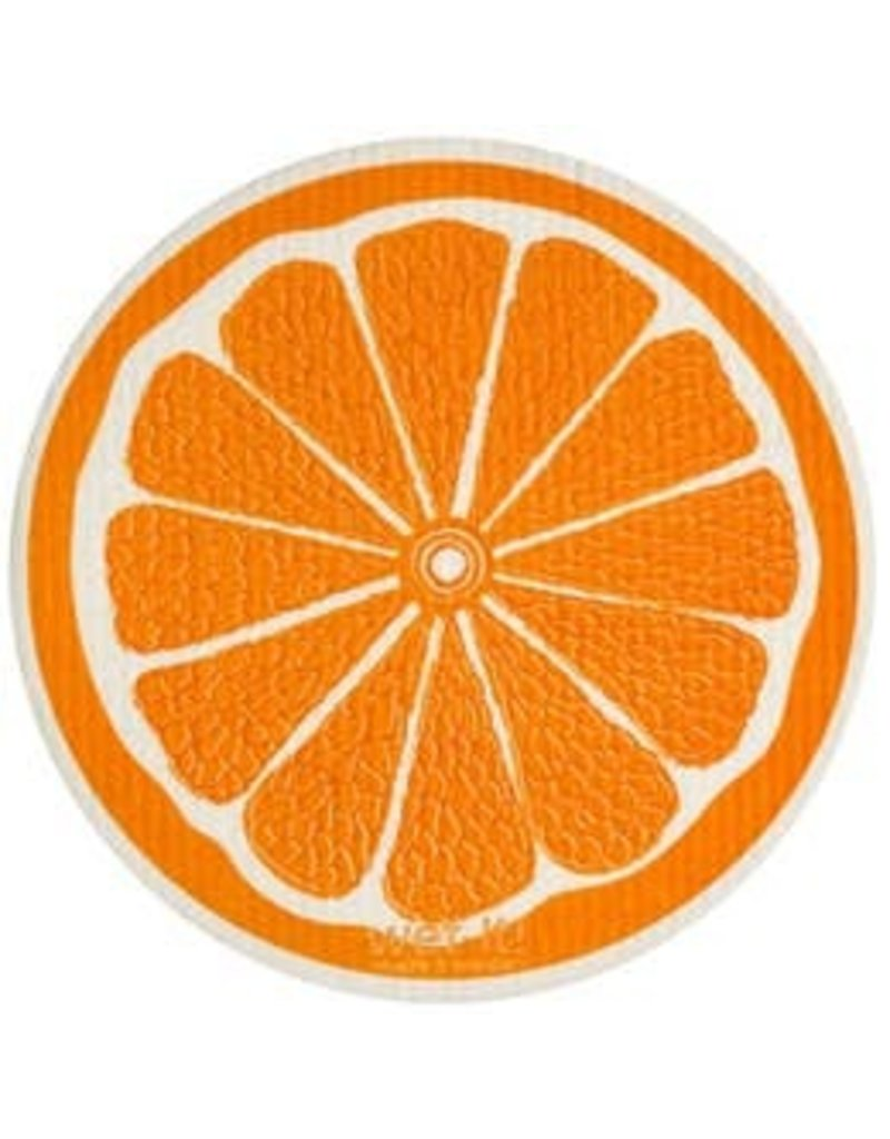 Wet-It Wet-It Round Orange