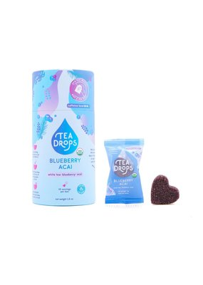 Tea Drops Tea Drops Blueberry Acai White Tea