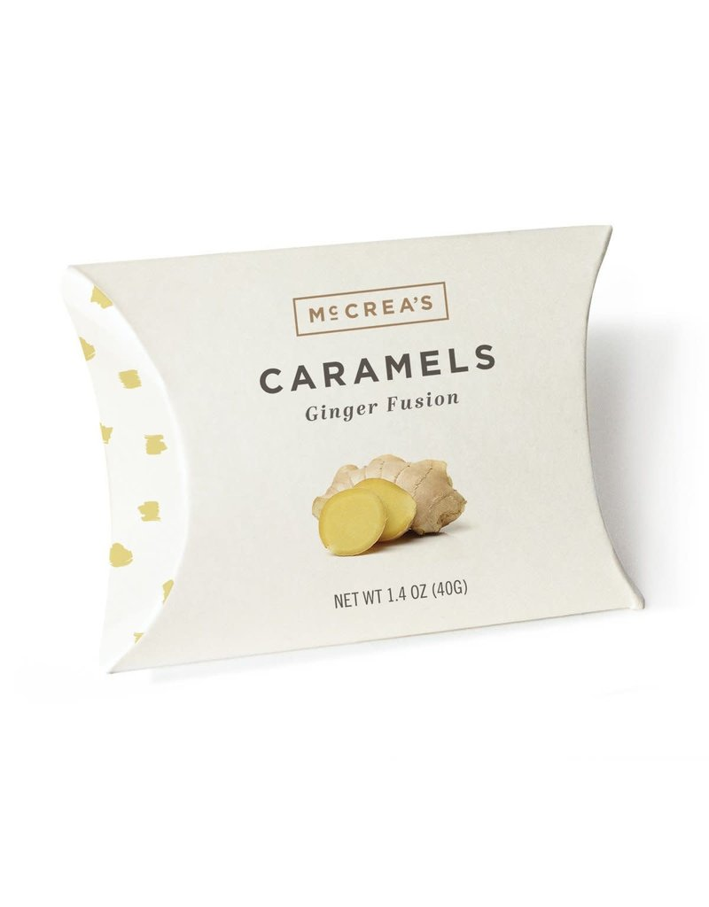 McCrae's Candies McCrae's Candies Caramels Ginger Fusion Pillow Pack