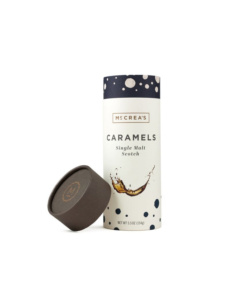 McCrae's Candies McCrae's Candies Caramels Single Malt Scotch Tall Sleeve