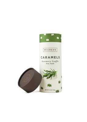 McCrae's Candies McCrae's Candies Caramels Rosemary Truffle Tall Sleeve