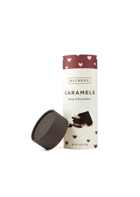 McCrae's Candies McCrae's Candies Caramels Deep Chocolate Tall Sleeve