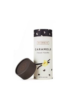McCrae's Candies McCrae's Candies Caramels Classic Vanilla Tall Sleeve