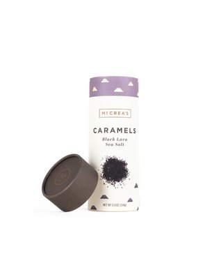 McCrae's Candies McCrae's Candies Caramels Black Lava Salt Tall Sleeve
