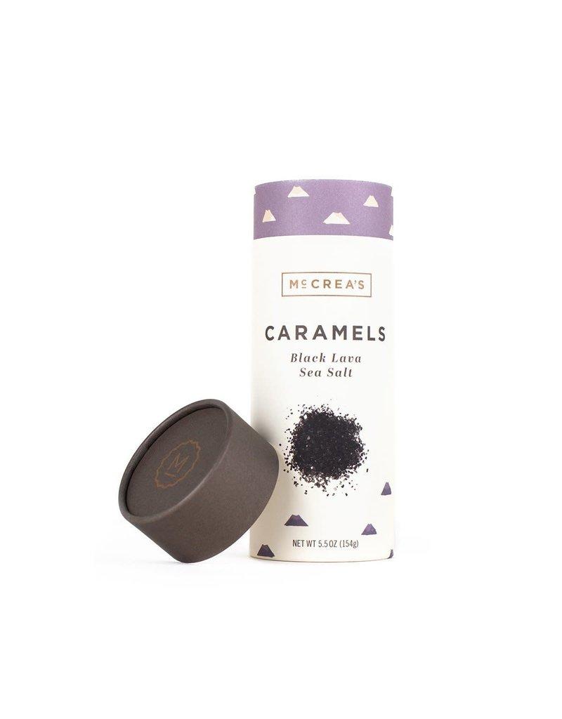 McCrae's Candies McCrae's Candies Caramels Black Lava Salt Tall Sleeve