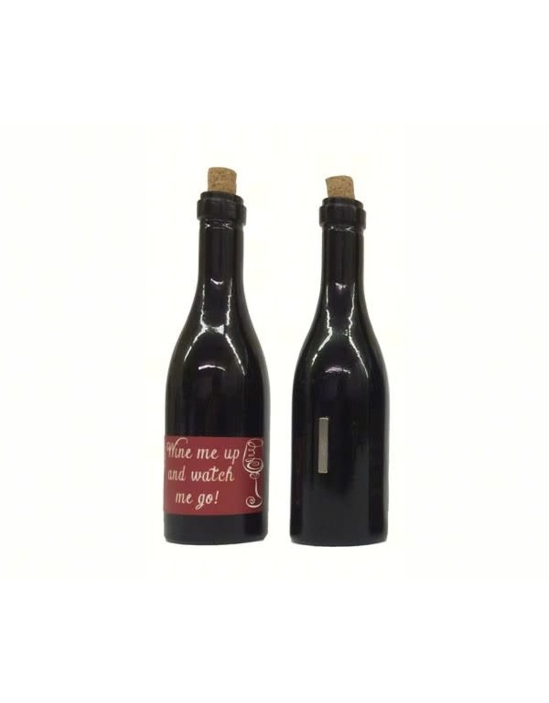 Entertaining Essentials Clever Saying Magnet Wine me up