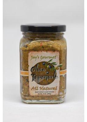 Joy of Garlic Tapenade w/o Cheese