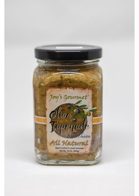 Joy of Garlic Tapenade w/Cheese