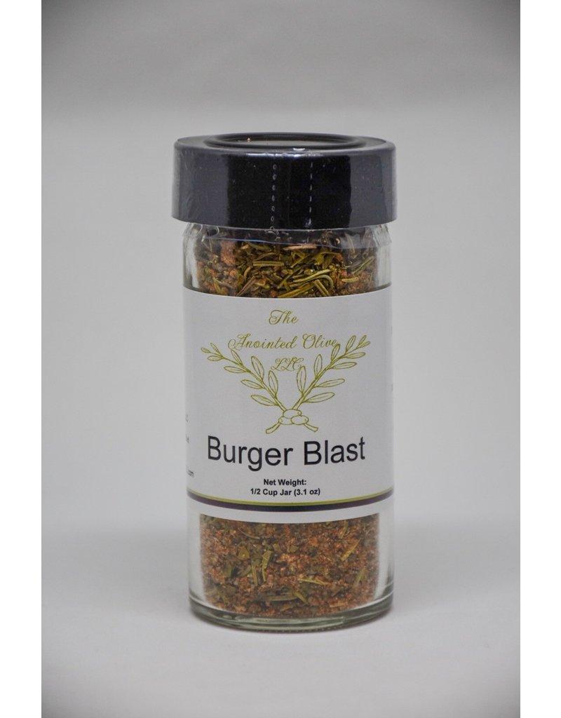 Seasoning Burger Blast