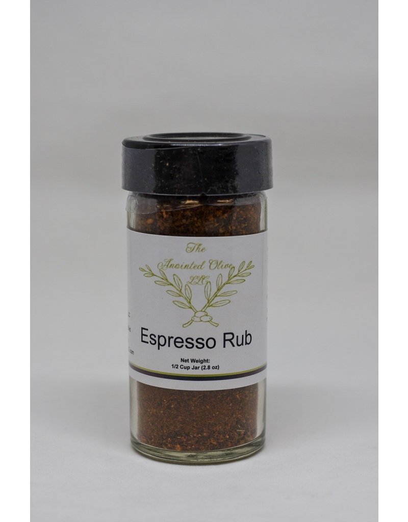 Seasonings Rubs Espresso